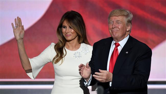 رسوایی اخلاقی همسر ترامپ/ آیا میلانیا، لیاقت بانوی اول کاخ سفید شدن را دارد؟!