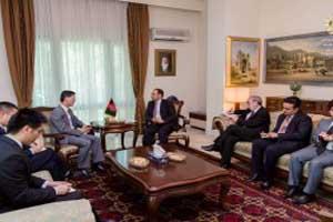 تاکید بر مشارکت چین در پروژه های اقتصادی و آموزشی افغانستان