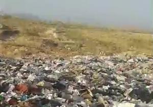 گریم زشت زبالهها بر چهره طبیعت دژکرد + فیلم