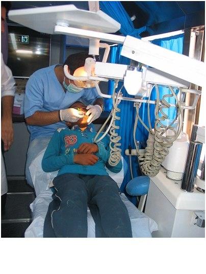 دندانپزشکان جهادی درشهداد