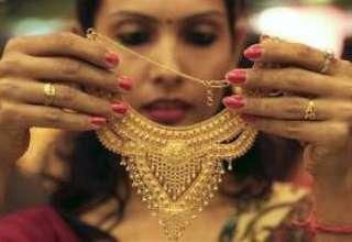 کاهش واردات طلا به هند برای ششمین ماه متوالی