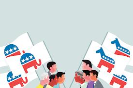 وایرد: جای خالی «علم» در گردهماییهای دموکراتها و جمهوریخواهان