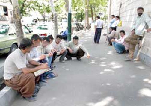 افزایش نرخ بیکاری در اصفهان