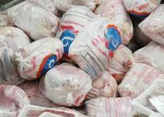 توزیع 476 تن مرغ منجمد در جنوب کرمان