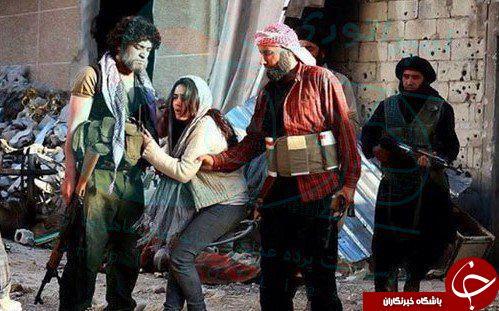 عمو عزت و تفسیر تصویری مدافعان حرم