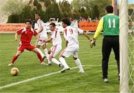 ایرلند مغلوب تیم فوتبال هفت نفره ایران