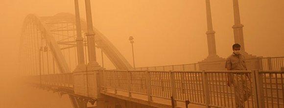 طلسم عدم توفیق در مهار گرد و غبارها و ریزگردهای کشور چیست؟
