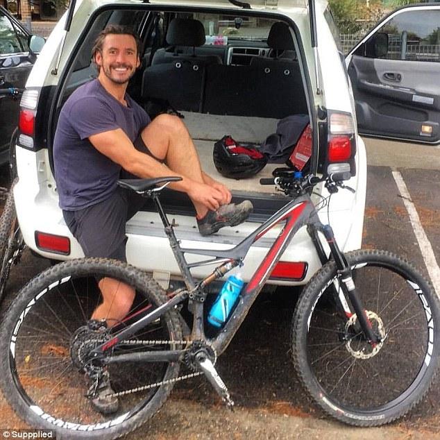 بلایی که آیفون سر یک دوچرخهسوار آورد +تصاویر