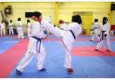 دعوت پنج بانوی کاراته کای ایلامی به اردوی تیم ملی