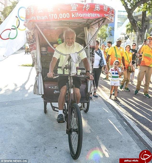 سه سال دوچرخهسواری برای رسیدن به المپیک ریو +تصاویر
