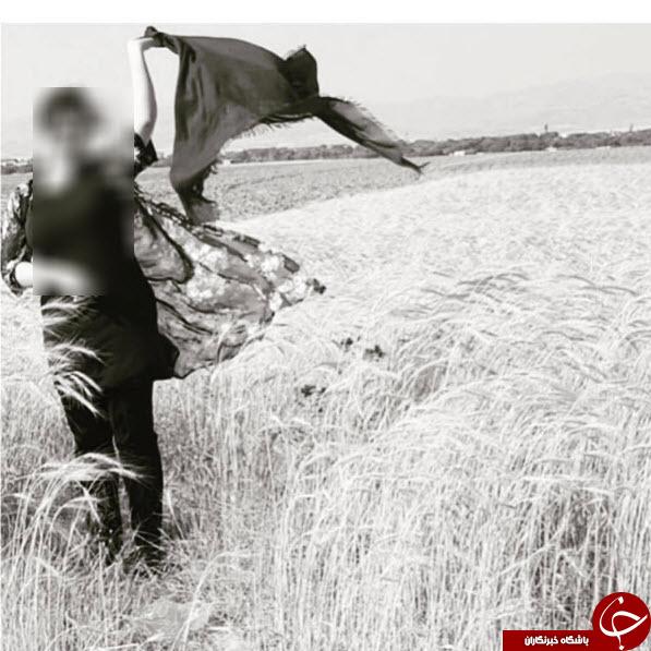 هنجارشکنی جدید؛ مردانی با مانتو و روسری +تصاویر