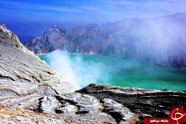 عجیب ترین نقاط گردشگری در جهان / از آبشار خون تا ساحل مخفی + تصاویر