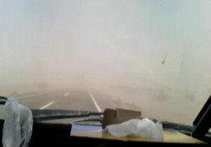 طوفان شن در زابل + فیلم