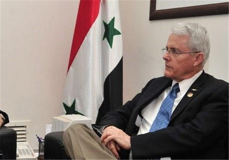 ریچارد بلک: عاملان حملات 11 سپتامبر هماکنون علیه دولت دمشق میجنگند