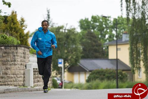 راهیابی پناهجویان به بازیهای المپیک ریو+ تصاویر