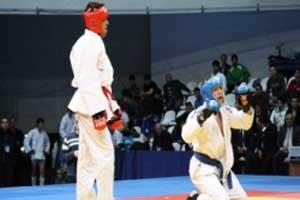 تیم کاراته افغانستان مقام دوم را بدست آورد