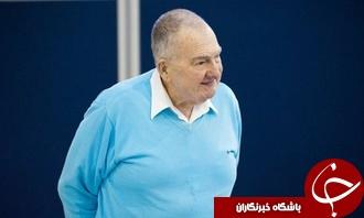درگذشت تنها مربی بازیکن المپیک