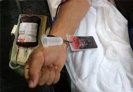 اهداء 13 هزار واحد خون در استان همدان