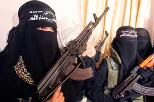 خانم هندی پیش از پیوستن به داعش در افغانستان بازداشت شد
