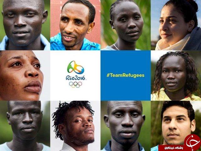 نخستین تیم بیملیت تاریخ المپیک به ریو میآید