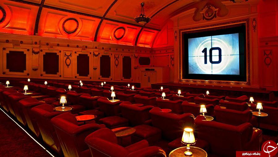 عجیب ترین سینماهای جهان