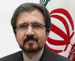 قاسمی:حمله به اماکن دیپلماتیک خلاف قانون و غیر قابل توجیه است