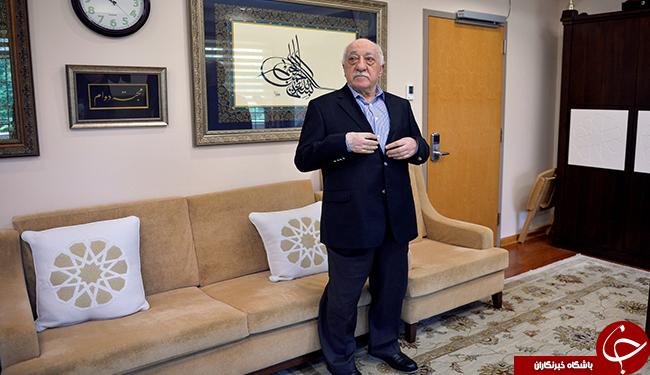 منزل آمریکایی فتحالله گولن را ببیند+ تصاویر