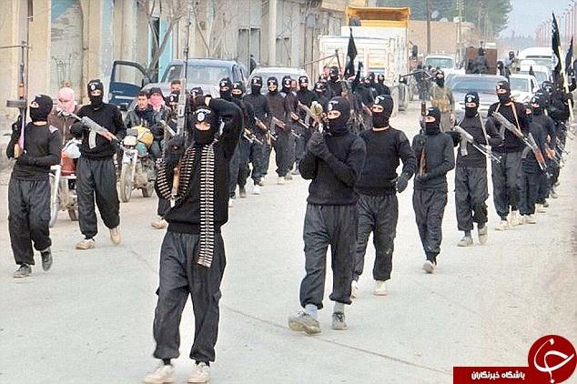 خونینترین تیراندازی داعشیها به یکدیگر/ کشته و زخمی شدن وحشیانه 22 تروریست+ تصاویر