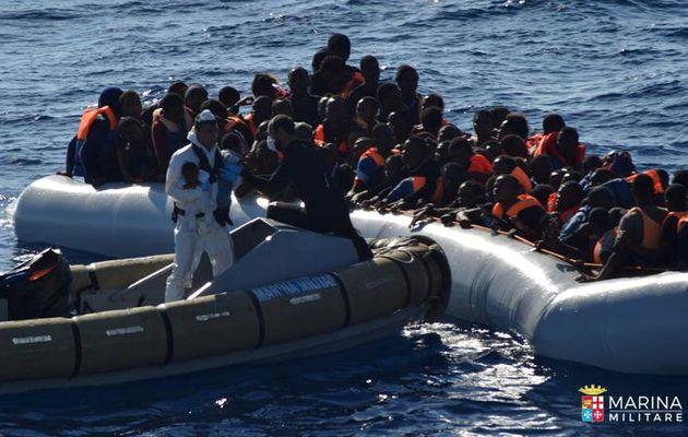 افزایش 26 درصدی آمار مرگومیر مهاجران جهان در سال جاری میلادی