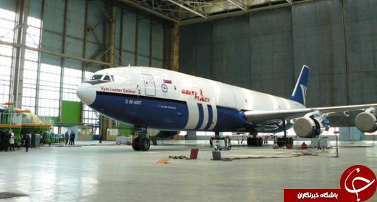 هواپیمای اختصاصی پوتین برای فرار از پایان جهان!