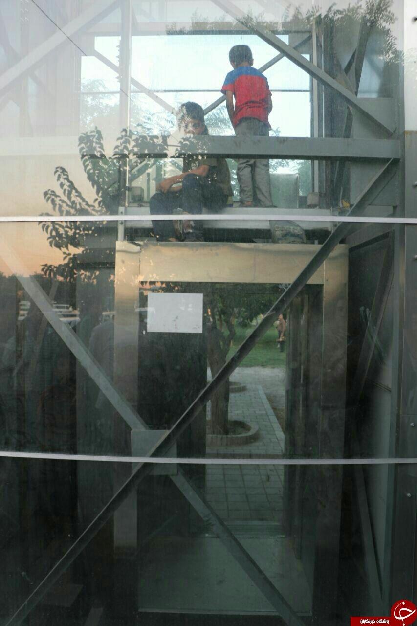 حادثه مرگباری که از بیخ گوش 3 کودک مشهدی گذشت