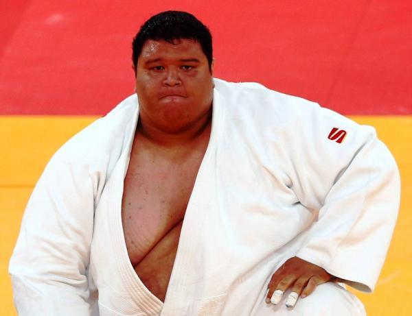 سنگین ترین مرد تاریخ المپیک