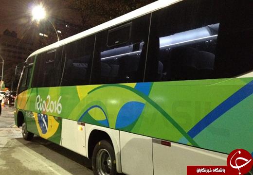 ریو زمستانی با چهره المپیکی/ هیچکس زبان بلد نیست + تصاویر