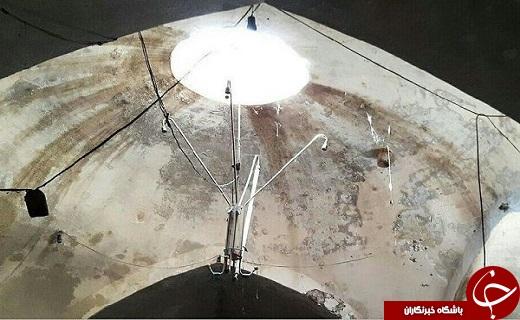 مرگ تدریجی یک اثرملی ۷۰۰ساله/ «حمام شنب غازان»نماد تمدن آذربایجان