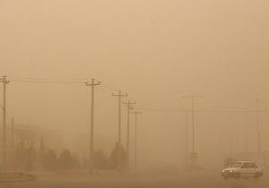 طوفان شن سيستان و بلوچستان را درنورديد/ امداد رساني به بيش از 3 هزار نفر