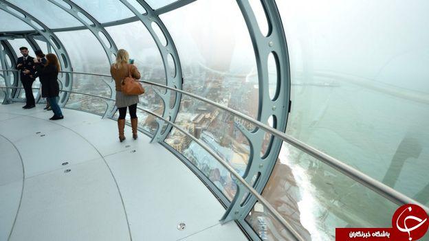 باریک ترین برج جهان افتتاح می شود + تصاویر
