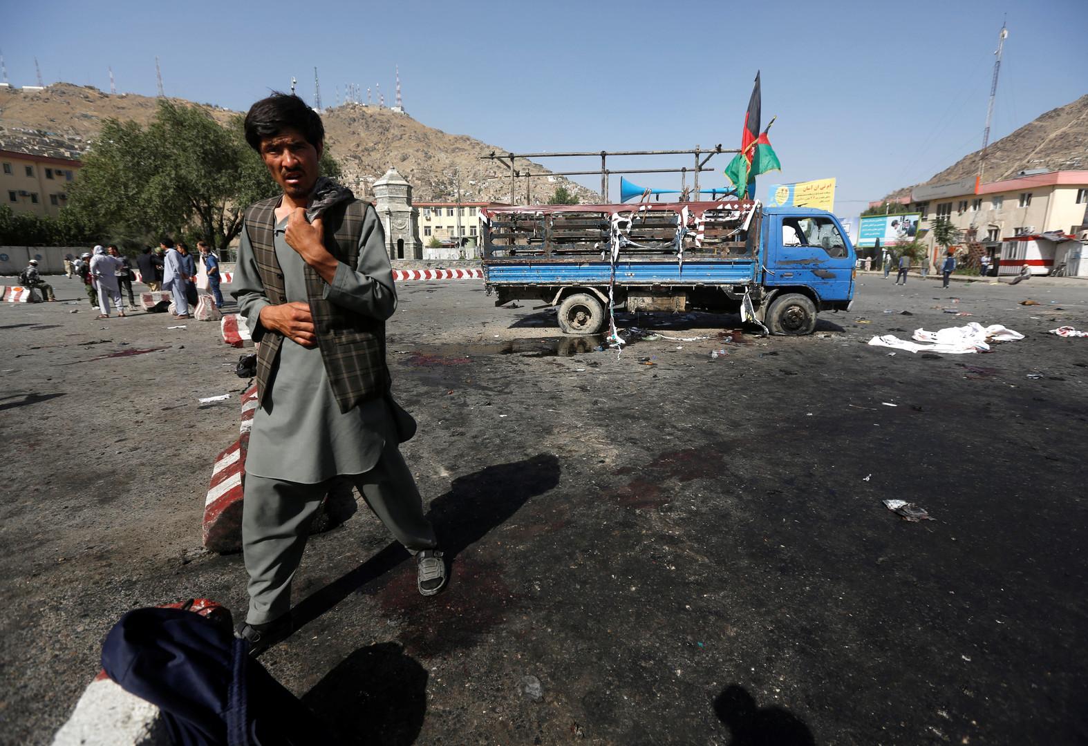 اهداف داعش از نخستین حضورتروریستی در کابل