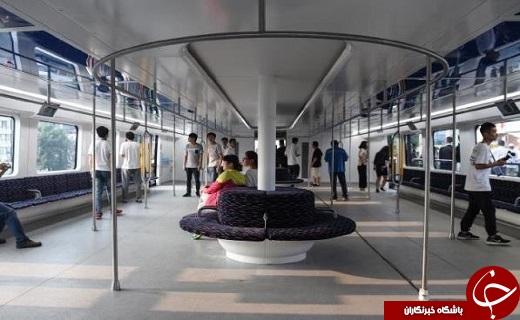 تصاویر بلندترین اتوبوس دنیا/ فرار از شر ترافیک