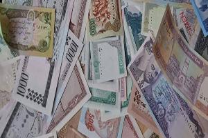 ارزش پول افغانی در مقابل ارزهای خارجی امروز چهار شنبه ۱۳ اسد سال ۱۳۹۵