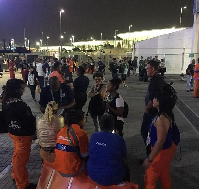 تهدید بمب گذاری در ریو ورزشکاران را فراری داد