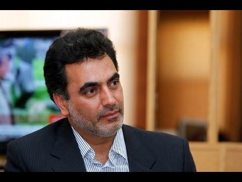 جواد هروی به سمت مشاور معاون پارلمانی رئیس جمهور منصوب شد