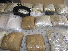 کشف بزرگترین محموله مواد مخدر غرب کشور در نهاوند