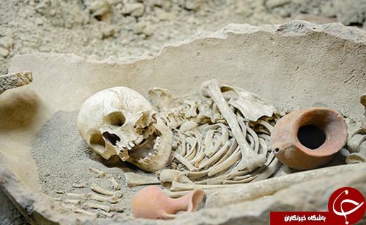 انسان های اولیه، از مغز کودکان تغذیه می کردند!