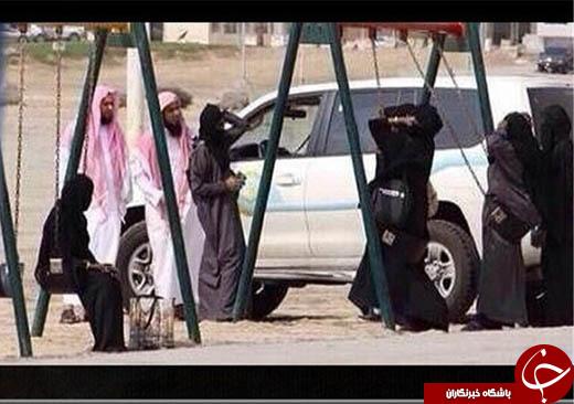 پوشش متفاوت زنان دربار آلسعود و جامعه عربستان + تصاویر