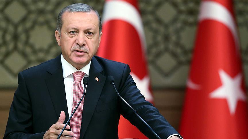 اردوغان: سازمان گولن، سازمانی تروریستی و منحرف است