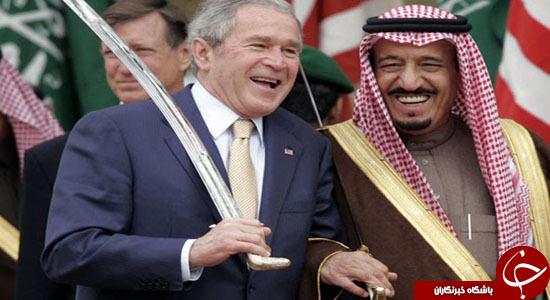 عربستان و زمین زدن ایران به هر قیمتی + تصاویر