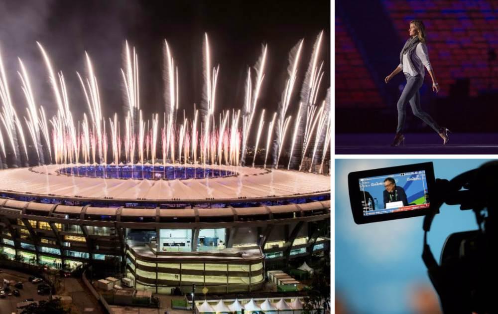 لحظه به لحظه با المپیک / از نمایش ماکت لگویی شهر ریودو ژانیرودر بلوار المپیک تا آدم کشی دیپلمات روس