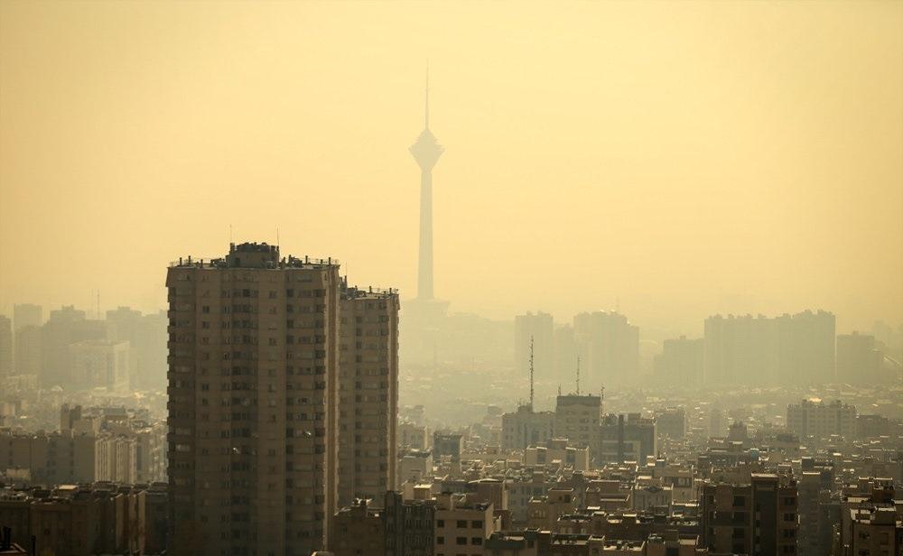 روزهای آلوده تهران در پیش است/مسئولان پیش از بحران چاره اندیشی کنند