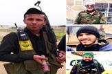 فرشته نجات پیکر شهید  سردار سياح  از چنگال تروریستهای سوریه که بود؟ + تصاویر