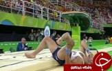 فیلم مصدومیت وحشتناک ورزشکار فرانسه در المپیک ریو در رشته ژیمناستیک
